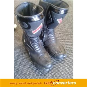 Shoe Sports Fly Size 8 Biking Boots
