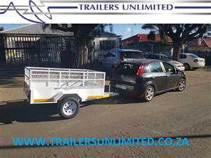 BUDGET UTILITY TRAILERS FROM R9 500 2000 X 1200 X 700