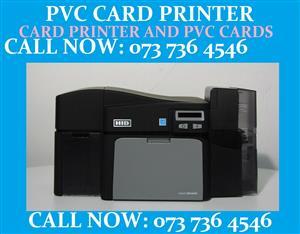 PVC CARD PRINTER / DOUBLE SIDE CARD PRINTER / PVC CARDS