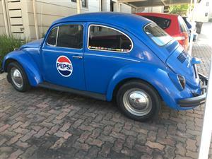1969 VW Beetle 1.2TSI Club