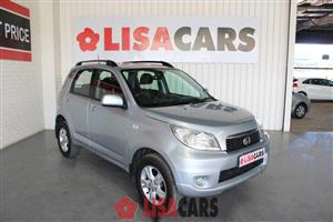 2011 Daihatsu Terios 1.5 4x4