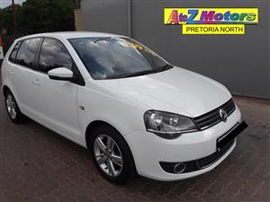 2015 VW Polo Vivo 5 door 1.6