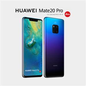Huawei Mate 20 pro brand new