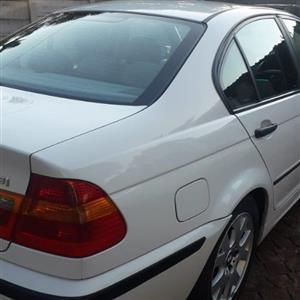 2003 BMW 3 Series sedan Choose for me