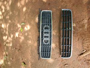 Original bumper grills