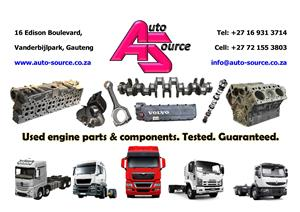 Used truck parts for sale!