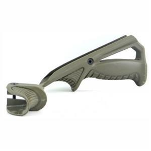 PTK Style Grip - Tan, For Airsoft Guns
