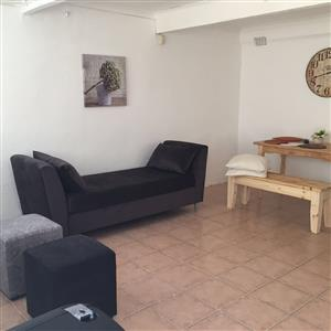One bedroom fully furnished flatlet garden sep entrance