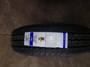 LINGLONG AND DURUN TYRE TAXI WHITE WALL TYRES