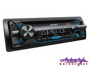 Sony CDX-G1202 Mp3 Cd Player with USB and Front Aux
