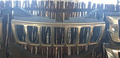 Jeep Grand Cherokee WK Grilles