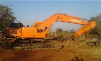 Doosan Excavator 30 Ton LCV Solar 300 for sale
