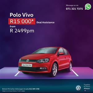 2019 VW Polo Vivo hatch 3-door