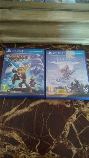 Ps4 games to swop for god of war 2018 or crash bandicoot