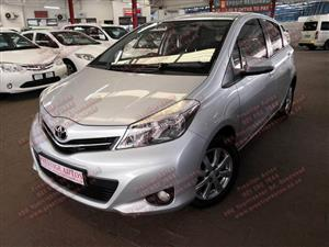 2012 Toyota Yaris hatch YARIS 1.5 Xi 5Dr