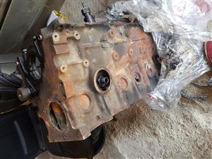 E30 325ie block crankshaft  325is lsd diff gearbox pistons