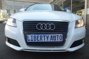 2010 Audi A3 1.4T Attraction