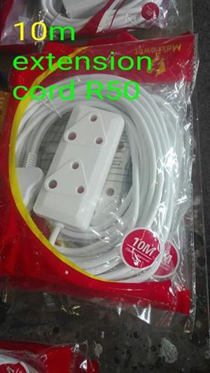 10m extension cord for sale