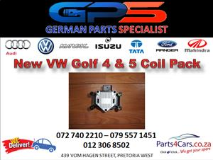 New Golf 4 & 5 Coil Pack for Sale