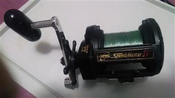 Shimano Speed Master IV Reel