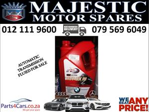 Mercedes benz Automatic transmission fluid for sale