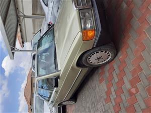 1989 Mercedes Benz 190D