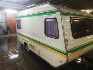 Caravan for sale 1978