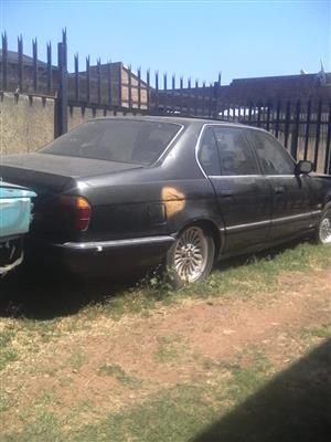 1988 BMW 7 Series 730d