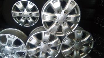 "16"" Ford ranger mag wheels"