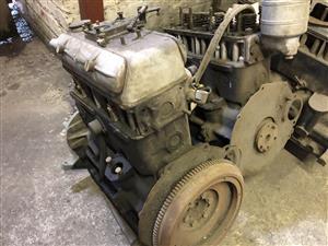 4 x engines for Borgward Isabella