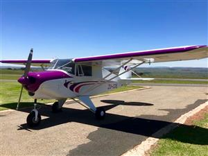 Neatest Piper PA22 Colt ZU-COE In the world. Price Reduced