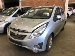 2012 Chevrolet Spark 1.2 LS