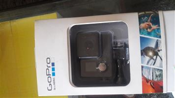 New Go Pro Plus in box