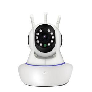 Wi-fi ip cctv rotating camera