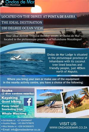 Ondas de Mar Lodge Mozambique