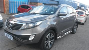 2012 Kia Sportage 2.0 Ignite Plus auto