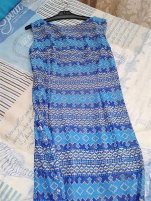 Blue summer dress for sale