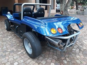 BEACH BUGGIES TOTALLY RESTORED BY CAP'S AUTO CUSTOMS