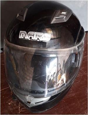 Mars Motorbike Helmet