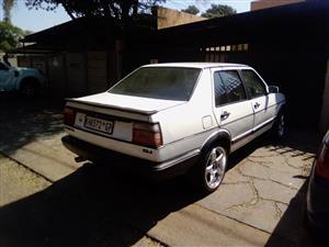 1986 VW Jetta 1.8T R
