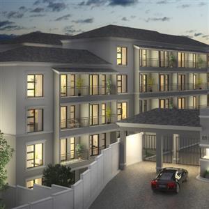 New Garden apartment in exclusive estate