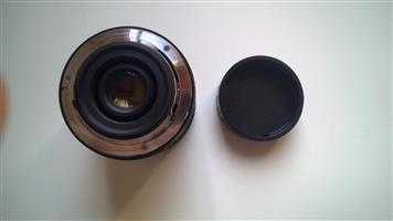 80s Camera Flash Unit and Lenses For Sale