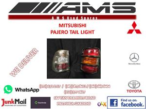 PAJERO TAIL LIGHT FOR SALE