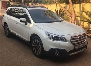 2015 Subaru Outback 3.6 R Premium