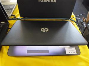 HP Laptop-