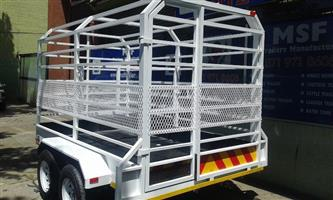 CATTLE TRAILER / LIVESTOCK TRAILER