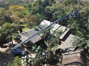 VerticalZA Cherry Picker JLG1200SJP – 38.73m Boom Lift, TELESCOPIC Manlift
