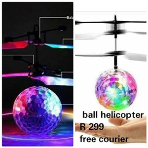 Ball helicopter for sale