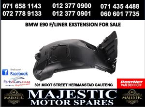 Bmw E90 fender liner for sale