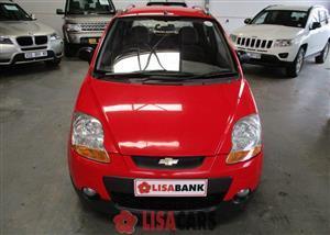2010 Chevrolet Spark 0.8